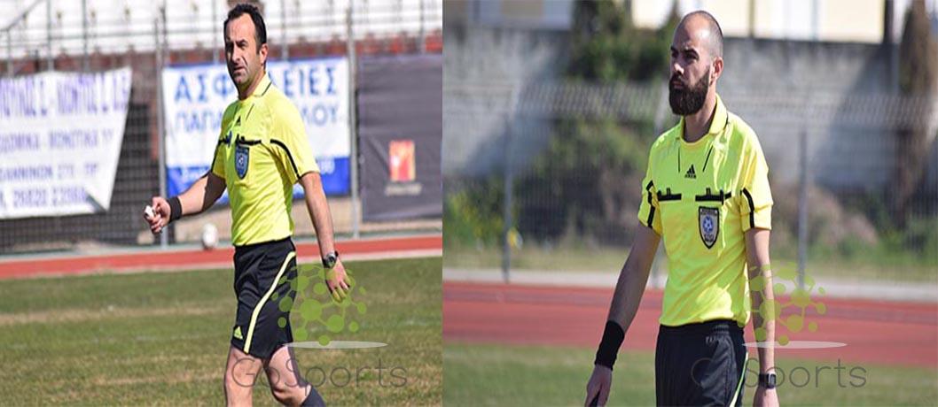 Ποντίκης και Φραγκούλης σε Super και Football League
