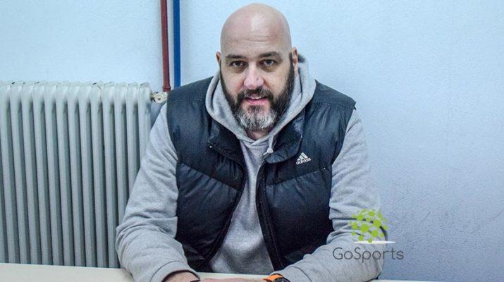 Ο Χρήστος Μυριούνης στο Gosports.gr