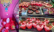 H καρδιά των ερωτευμένων χτυπά…στο Praline Pastry Shop στην Πρέβεζα